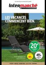 Prospectus Intermarché Super : LES VACANCES COMMENCENT BIEN