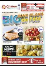 Prospectus Supermarchés Casino : Big bons plans de l'été