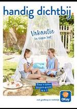 Prospectus OKay Supermarchés : Vakantie Juli augustus