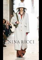Catalogues et collections Nina Ricci : Nouvelle Collection Hiver 2020-21
