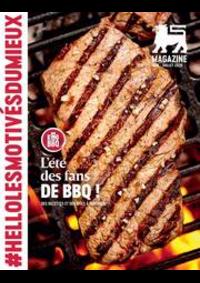 Prospectus Supermarché Delhaize Jambes : Folder Delhaize