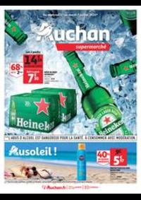Prospectus Auchan ISSY LES MOULINEAUX : Ausoleil !