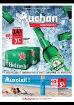 Prospectus Auchan : Ausoleil !