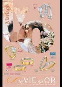 Prospectus Auchan Vélizy : Instant de Vie Mariage 2020
