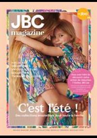 Prospectus JBC ANDENNE : C'est l'ete