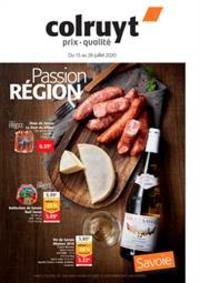 Prospectus Colruyt WEPION : Passion Region