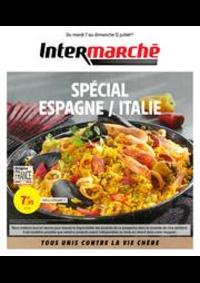 Prospectus Intermarché Super Draguignan : SPÉCIAL ESPAGNE / ITALIE