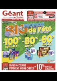 Prospectus Géant Casino LALOUBERE : Big promos de l'été