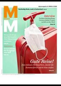 Journaux et magazines Migros Belp : Migros Magazin 28