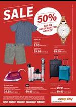 Promos et remises Coop City : Sale