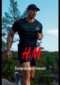Prospectus H&M Argenteuil : Surpassez-vous