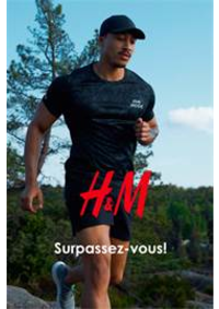 Prospectus H&M Issy Les Moulineaux : Surpassez-vous