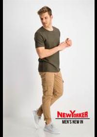 Catalogues et collections NewYorker Le Kremlin Bicètre : Men's New In