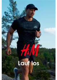 Catalogues et collections H&M Bern - Westside : Lauf los