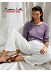 Prospectus Massimo Dutti LEVALLOIS-PERRET : Promotion / Femme