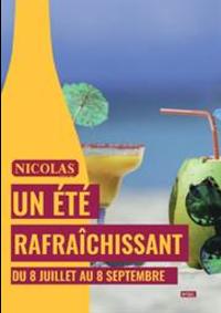 Prospectus NICOLAS AUBERGENVILLE : Un été rafraîchissant