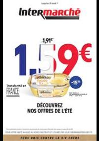 Prospectus Intermarché Super Bondy : DÉCOUVREZ NOS OFFRES DE L'ÉTÉ