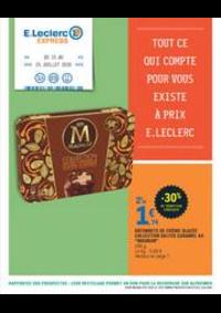 Prospectus E.Leclerc OSNY : Catalogue E.Leclerc