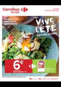Prospectus Carrefour Market NOISY LE SEC : Vive l été