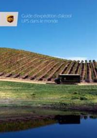 Prospectus UPS Access Point Clichy : Guide d'expédition d'alcool UPS dans le monde