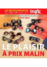 Prospectus Trafic Andenne : Le Plaisir