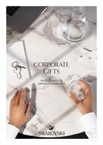 Prospectus Swarovski : Corporate Gifts - White Collection