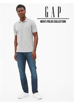 Catalogues et collections Gap : Men's Polos Collection