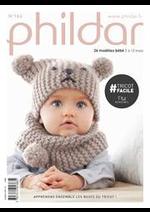 Prospectus Phildar : Tricot Facile