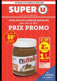 Promos et remises Super U CLAMART - AV. HUGO : Catalogue Super U
