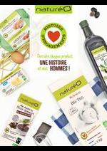 Prospectus NaturéO : Les produits à la marque naturéO