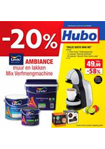 Promos et remises Hubo : Hubo Folder
