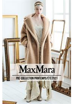 Catalogues et collections Max Mara : Pré-Collection PrintempsÉté 2021