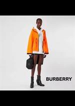 Catalogues et collections Burberry : Nouveautés  Femme