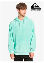 Catalogues et collections Quiksilver : Collection Sweats  Homme