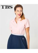 Catalogues et collections TBS : Polos Femme