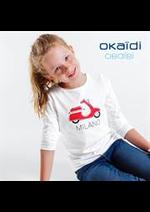 Catalogues et collections Okaïdi : Collection Fille