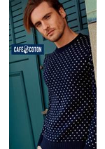 Catalogues et collections Café Coton : Collection Homme