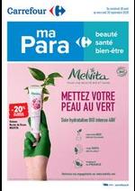 Prospectus Carrefour : Ma para - santé, beauté, bien-être