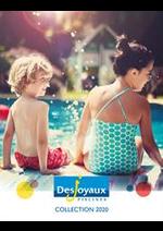 Prospectus Desjoyaux Piscines : Piscines collection 2020