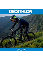 Catalogues et collections DECATHLON : Cycling