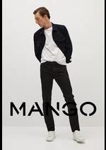 Catalogues et collections MANGO : Denim Styles | Lookbook | Men
