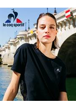 Prospectus Le Coq Sportif : T-Shirt & Polos Femme
