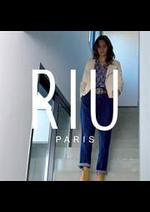 Prospectus Jacqueline Riu : Nouvelle Collection