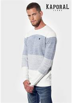 Prospectus Kaporal  : Collection Pulls Homme