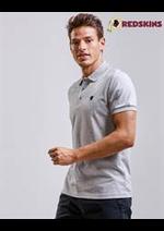 Prospectus Redskins : T-Shirt & Polos Homme