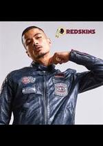 Prospectus Redskins : Nouvelle Collection