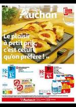 Prospectus Auchan : Le plaisir à petit prix