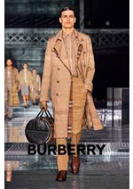 Catalogues et collections Burberry : Collection AutomneHiver 2020-21 Homme