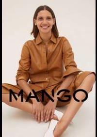 Catalogues et collections MANGO & MANGO kids Brussels - Chaussée d' Ixelles : Selected   Lookbook