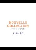 Catalogues et collections André : Nouvelle Collection